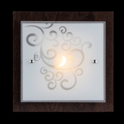 Светильник Maytoni CL811-01-R Geometry 3Квадратные<br>Настенно-потолочный светильник компании Maytoni имеет форму квадрата и выполнен в японском стиле. Сделан прибор из металлического основания и стеклянного плафона. Крепится он к поверхности с помощью монтажной пластины. Взглянув на фото, вы увидите осветительный прибор, окрашенный в цвет венге. Данное изделие способно осветить до трех квадратных метров помещения. Осветительный прибор, от компании Майтони, будет хорошо сочетаться с темным фоном. Купить этот настенно-потолочный светильник Maytoni CL811-01-R, в стоимость которого не вошла цена лампочки, вы можете в нашем магазине.<br><br>S освещ. до, м2: 2<br>Тип лампы: накаливания / энергосбережения / LED-светодиодная<br>Тип цоколя: E27<br>Количество ламп: 1<br>Ширина, мм: 250<br>MAX мощность ламп, Вт: 40<br>Длина, мм: 250<br>Высота, мм: 90<br>Цвет арматуры: черный