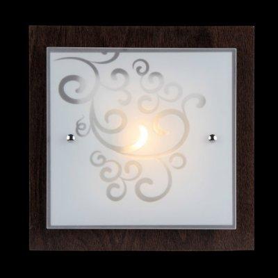 Светильник Maytoni FR4811-CL-01-BR Geometry 3Квадратные<br>Настенно-потолочный светильник компании Maytoni имеет форму квадрата и выполнен в японском стиле. Сделан прибор из металлического основания и стеклянного плафона. Крепится он к поверхности с помощью монтажной пластины. Взглянув на фото, вы увидите осветительный прибор, окрашенный в цвет венге. Данное изделие способно осветить до трех квадратных метров помещения. Осветительный прибор, от компании Майтони, будет хорошо сочетаться с темным фоном. Купить этот настенно-потолочный светильник Maytoni FR4811-CL-01-BR, в стоимость которого не вошла цена лампочки, вы можете в нашем магазине.<br><br>S освещ. до, м2: 2<br>Тип лампы: накаливания / энергосбережения / LED-светодиодная<br>Тип цоколя: E27<br>Цвет арматуры: черный<br>Количество ламп: 1<br>Ширина, мм: 250<br>Длина, мм: 250<br>Высота, мм: 90<br>MAX мощность ламп, Вт: 40
