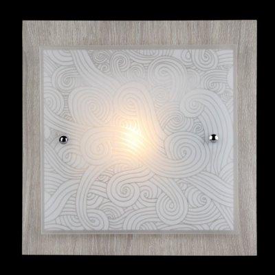 Светильник Maytoni FR4813-CL-01-W Geometry 3Квадратные<br>Серия настенно-потолочных светильников от компании Maytoni отличается своими формами. На фото представлена модель настенно-потолочного светильника Maytoni Geometry 3 FR4813-CL-01-W. Сделанная в японском стиле, она аккуратно впишется в интерьер. Узорный стеклянный плафон расположен на металлическом основании. Для работы настенно-потолочного светильника от Майтони необходимо отдельно купить одну лампочку, поскольку она не входит в стоимость. Благодаря креплению в виде монтажной пластины закрепить конструкцию не составит особого труда. Доступная цена позволяет<br><br>S освещ. до, м2: 2<br>Тип лампы: накаливания / энергосбережения / LED-светодиодная<br>Тип цоколя: E27<br>Цвет арматуры: разноцветный<br>Количество ламп: 1<br>Ширина, мм: 270<br>Длина, мм: 270<br>Высота, мм: 90<br>MAX мощность ламп, Вт: 40