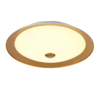 Светильник Maytoni CL815-PT50-GПотолочные<br>Компания «Светодом» предлагает широкий ассортимент люстр от известных производителей. Представленные в нашем каталоге товары выполнены из современных материалов и обладают отличным качеством. Благодаря широкому ассортименту Вы сможете найти у нас люстру под любой интерьер. Мы предлагаем как классические варианты, так и современные модели, отличающиеся лаконичностью и простотой форм. <br>Стильная люстра Maytoni CL815-PT50-G станет украшением любого дома. Эта модель от известного производителя не оставит равнодушным ценителей красивых и оригинальных предметов интерьера. Люстра Maytoni CL815-PT50-G обеспечит равномерное распределение света по всей комнате. При выборе обратите внимание на характеристики, позволяющие приобрести наиболее подходящую модель. <br>Купить понравившуюся люстру по доступной цене Вы можете в интернет-магазине «Светодом».<br><br>Установка на натяжной потолок: Да<br>S освещ. до, м2: 10<br>Крепление: Планка<br>Тип лампы: LED<br>Тип цоколя: LED<br>Цвет арматуры: Золотой<br>Диаметр, мм мм: 500<br>Высота, мм: 120<br>MAX мощность ламп, Вт: 24