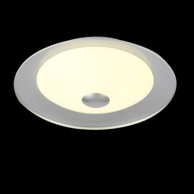 Светильник Maytoni CL815-PT50-NПотолочные<br><br><br>Установка на натяжной потолок: Да<br>Крепление: Планка<br>Тип товара: Светильник<br>Тип лампы: LED<br>Тип цоколя: LED<br>MAX мощность ламп, Вт: 24<br>Диаметр, мм мм: 500<br>Высота, мм: 120<br>Цвет арматуры: серебристый