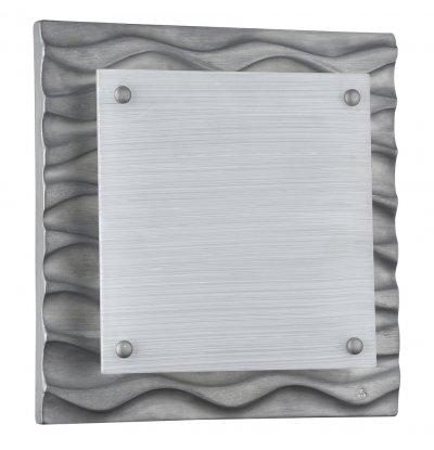 Светильник бра Maytoni CL852-02-S SeaКвадратные<br>Настенно-потолочные светильники – это универсальные осветительные варианты, которые подходят для вертикального и горизонтального монтажа. В интернет-магазине «Светодом» Вы можете приобрести подобные модели по выгодной стоимости. В нашем каталоге представлены как бюджетные варианты, так и эксклюзивные изделия от производителей, которые уже давно заслужили доверие дизайнеров и простых покупателей.  Настенно-потолочный светильник Maytoni CL852-02-S станет прекрасным дополнением к основному освещению. Благодаря качественному исполнению и применению современных технологий при производстве эта модель будет радовать Вас своим привлекательным внешним видом долгое время. Приобрести настенно-потолочный светильник Maytoni CL852-02-S можно, находясь в любой точке России.<br><br>S освещ. до, м2: 6<br>Тип цоколя: E14<br>Количество ламп: 2<br>Ширина, мм: 250<br>Глубина, мм: 250<br>Высота, мм: 110<br>MAX мощность ламп, Вт: 60