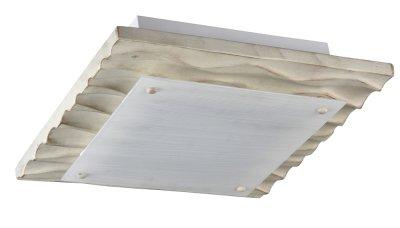 Светильник Maytoni CL852-04-G SeaКвадратные<br>Настенно-потолочные светильники – это универсальные осветительные варианты, которые подходят для вертикального и горизонтального монтажа. В интернет-магазине «Светодом» Вы можете приобрести подобные модели по выгодной стоимости. В нашем каталоге представлены как бюджетные варианты, так и эксклюзивные изделия от производителей, которые уже давно заслужили доверие дизайнеров и простых покупателей.  Настенно-потолочный светильник Maytoni CL852-04-G станет прекрасным дополнением к основному освещению. Благодаря качественному исполнению и применению современных технологий при производстве эта модель будет радовать Вас своим привлекательным внешним видом долгое время. Приобрести настенно-потолочный светильник Maytoni CL852-04-G можно, находясь в любой точке России. Компания «Светодом» осуществляет доставку заказов не только по Москве и Екатеринбургу, но и в остальные города.<br><br>S освещ. до, м2: 12<br>Тип цоколя: E14<br>Количество ламп: 4<br>Ширина, мм: 400<br>MAX мощность ламп, Вт: 60<br>Глубина, мм: 400<br>Высота, мм: 120