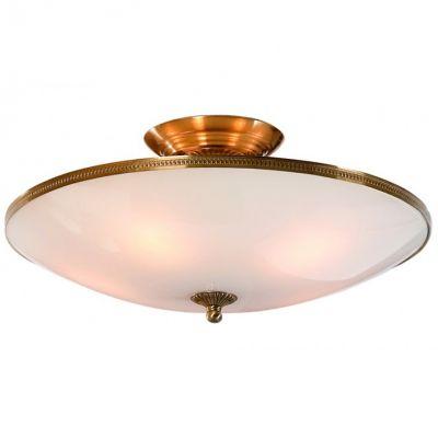 Citilux Белый CL912100 ЛюстраПотолочные<br><br><br>Установка на натяжной потолок: Да<br>S освещ. до, м2: 25<br>Крепление: Планка<br>Тип товара: Люстра<br>Тип лампы: накаливания / энергосбережения / LED-светодиодная<br>Тип цоколя: E27<br>Количество ламп: 5<br>MAX мощность ламп, Вт: 75<br>Диаметр, мм мм: 500<br>Размеры: Диаметр 50см, Высота 26см<br>Высота, мм: 260<br>Поверхность арматуры: глянцевый, рельефный<br>Цвет арматуры: Золотой