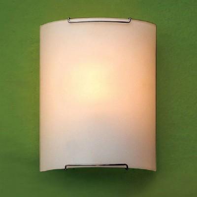 Citilux CL921000W Светильник настенный брасовременные бра модерн<br><br><br>S освещ. до, м2: 6<br>Тип лампы: накаливания / энергосбережения / LED-светодиодная<br>Тип цоколя: E27<br>Цвет арматуры: серебристый<br>Количество ламп: 1<br>Ширина, мм: 200<br>Размеры: Стеклянный рассеиватель, Высота 25см, Ширина 20см, Глубина 9см.<br>Расстояние от стены, мм: 90<br>Высота, мм: 250<br>Поверхность арматуры: глянцевый<br>MAX мощность ламп, Вт: 100
