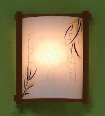 Citilux Ива CL921009R Светильник настенный бранакладные настенные светильники<br><br><br>S освещ. до, м2: 6<br>Тип лампы: накаливания / энергосбережения / LED-светодиодная<br>Тип цоколя: E27<br>Цвет арматуры: деревянный, коричневый, венге<br>Количество ламп: 1<br>Ширина, мм: 245<br>Размеры: Стеклянный рассеиватель, Высота 25см, Ширина 20см, Глубина 9см.<br>Расстояние от стены, мм: 90<br>Высота, мм: 290<br>Поверхность арматуры: матовый<br>MAX мощность ламп, Вт: 100