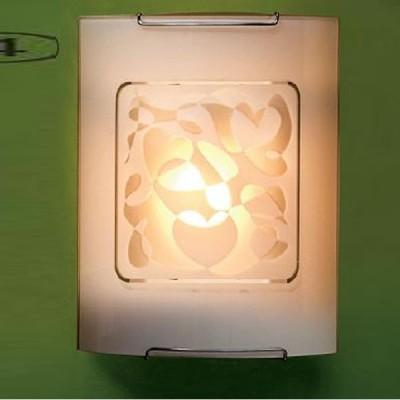 Citilux Абстракция CL921018 Светильник настенный браНакладные<br><br><br>S освещ. до, м2: 6<br>Тип лампы: накаливания / энергосбережения / LED-светодиодная<br>Тип цоколя: E27<br>Количество ламп: 1<br>Ширина, мм: 200<br>MAX мощность ламп, Вт: 100<br>Размеры: Стеклянный рассеиватель, Высота 25см, Ширина 20см, Глубина 9см.<br>Расстояние от стены, мм: 90<br>Высота, мм: 250<br>Поверхность арматуры: глянцевый<br>Цвет арматуры: серебристый