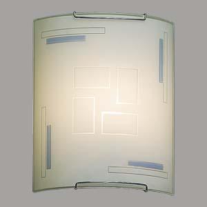 Citilux Домино CL921031 Светильник настенный браНакладные<br><br><br>S освещ. до, м2: 6<br>Тип лампы: накаливания / энергосбережения / LED-светодиодная<br>Тип цоколя: E27<br>Количество ламп: 1<br>Ширина, мм: 200<br>MAX мощность ламп, Вт: 100<br>Размеры: Стеклянный рассеиватель, Высота 25см, Ширина 20см, Глубина 9см.<br>Расстояние от стены, мм: 90<br>Высота, мм: 250<br>Поверхность арматуры: глянцевый<br>Цвет арматуры: синий