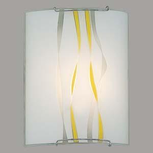 Citilux Ленты CL921071 Светильник настенный браНакладные<br><br><br>S освещ. до, м2: 6<br>Тип лампы: накаливания / энергосбережения / LED-светодиодная<br>Тип цоколя: E27<br>Количество ламп: 1<br>Ширина, мм: 200<br>MAX мощность ламп, Вт: 100<br>Размеры: Стеклянный рассеиватель, Высота 25см, Ширина 20см, Глубина 9см.<br>Расстояние от стены, мм: 90<br>Высота, мм: 250<br>Поверхность арматуры: глянцевый<br>Цвет арматуры: серебристый