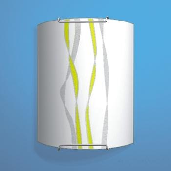 Citilux Ленты CL921071W Светильник настенный браНакладные<br><br><br>S освещ. до, м2: 6<br>Тип лампы: накаливания / энергосбережения / LED-светодиодная<br>Тип цоколя: E27<br>Цвет арматуры: серебристый<br>Количество ламп: 1<br>Ширина, мм: 200<br>Размеры: Стеклянный рассеиватель, Высота 25см, Ширина 20см, Глубина 9см.<br>Расстояние от стены, мм: 90<br>Высота, мм: 250<br>Поверхность арматуры: глянцевый<br>MAX мощность ламп, Вт: 100