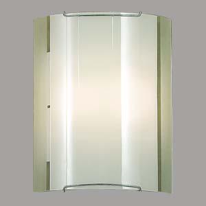 Citilux Лайн CL921081 Светильник настенный браНакладные<br><br><br>S освещ. до, м2: 6<br>Тип лампы: накаливания / энергосбережения / LED-светодиодная<br>Тип цоколя: E27<br>Количество ламп: 1<br>Ширина, мм: 200<br>MAX мощность ламп, Вт: 100<br>Размеры: Стеклянный рассеиватель, Высота 25см, Ширина 20см, Глубина 9см.<br>Расстояние от стены, мм: 90<br>Высота, мм: 250<br>Поверхность арматуры: глянцевый<br>Цвет арматуры: серебристый