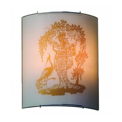 Citilux Гейша CL922001 Светильник настенный бранакладные настенные светильники<br><br><br>S освещ. до, м2: 13<br>Тип лампы: накаливания / энергосбережения / LED-светодиодная<br>Тип цоколя: E27<br>Цвет арматуры: серебристый<br>Количество ламп: 2<br>Ширина, мм: 240<br>Размеры: Стеклянный рассеиватель, Высота 30см, Ширина 24см, Глубина 11см.<br>Расстояние от стены, мм: 110<br>Высота, мм: 300<br>Поверхность арматуры: глянцевый<br>MAX мощность ламп, Вт: 100