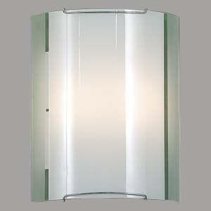 Citilux Лайн CL922081W Светильник настенный браНакладные<br><br><br>S освещ. до, м2: 13<br>Тип лампы: накаливания / энергосбережения / LED-светодиодная<br>Тип цоколя: E27<br>Цвет арматуры: серебристый<br>Количество ламп: 2<br>Ширина, мм: 200<br>Размеры: Стеклянный рассеиватель, Высота 30см, Ширина 24см, Глубина 11см.<br>Расстояние от стены, мм: 90<br>Высота, мм: 250<br>Поверхность арматуры: глянцевый<br>MAX мощность ламп, Вт: 100