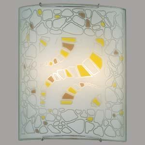 Citilux Пляж CL922091 Светильник настенный браНакладные<br><br><br>S освещ. до, м2: 13<br>Тип лампы: накаливания / энергосбережения / LED-светодиодная<br>Тип цоколя: E27<br>Количество ламп: 2<br>Ширина, мм: 240<br>MAX мощность ламп, Вт: 100<br>Размеры: Стеклянный рассеиватель, Высота 30см, Ширина 24см, Глубина 11см.<br>Расстояние от стены, мм: 110<br>Высота, мм: 300<br>Поверхность арматуры: глянцевый<br>Цвет арматуры: серебристый