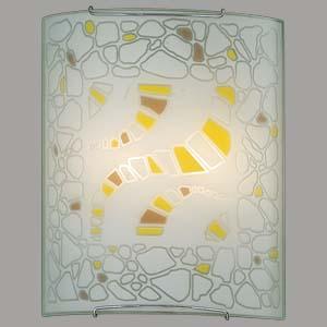 Citilux Пляж CL922091W Светильник настенный браНакладные<br><br><br>S освещ. до, м2: 13<br>Тип лампы: накаливания / энергосбережения / LED-светодиодная<br>Тип цоколя: E27<br>Цвет арматуры: серебристый<br>Количество ламп: 2<br>Ширина, мм: 200<br>Размеры: Стеклянный рассеиватель, Высота 30см, Ширина 24см, Глубина 11см.<br>Расстояние от стены, мм: 90<br>Высота, мм: 250<br>Поверхность арматуры: глянцевый<br>MAX мощность ламп, Вт: 100
