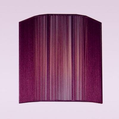 Citilux Бордовый CL923012W Светильник настенный браНакладные<br><br><br>S освещ. до, м2: 4<br>Тип лампы: накаливания / энергосбережения / LED-светодиодная<br>Тип цоколя: E14<br>Количество ламп: 1<br>Ширина, мм: 250<br>MAX мощность ламп, Вт: 60<br>Размеры: Нитяной рассеиватель, Высота 25см, Ширина 25см, Глубина 11см.<br>Расстояние от стены, мм: 110<br>Высота, мм: 250<br>Поверхность арматуры: глянцевый<br>Цвет арматуры: серебристый