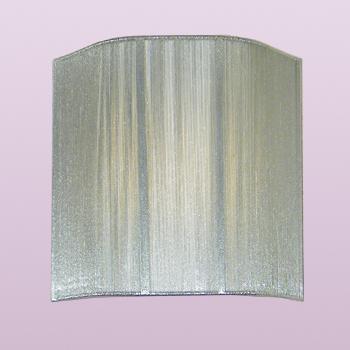 Citilux Серебр. CL923013 Светильник настенный браНакладные<br><br><br>S освещ. до, м2: 4<br>Тип лампы: накаливания / энергосбережения / LED-светодиодная<br>Тип цоколя: E14<br>Количество ламп: 1<br>Ширина, мм: 250<br>MAX мощность ламп, Вт: 60<br>Размеры: Нитяной рассеиватель, Высота 25см, Ширина 25см, Глубина 11см.<br>Расстояние от стены, мм: 110<br>Высота, мм: 250<br>Поверхность арматуры: матовый<br>Цвет арматуры: серебристый