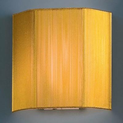 Citilux Золотой CL923017 Светильник настенный браНакладные<br><br><br>S освещ. до, м2: 4<br>Тип лампы: накаливания / энергосбережения / LED-светодиодная<br>Тип цоколя: E14<br>Цвет арматуры: серебристый<br>Количество ламп: 1<br>Ширина, мм: 250<br>Размеры: Нитяной рассеиватель, Высота 25см, Ширина 25см, Глубина 11см.<br>Расстояние от стены, мм: 110<br>Высота, мм: 250<br>Поверхность арматуры: матовый<br>MAX мощность ламп, Вт: 60