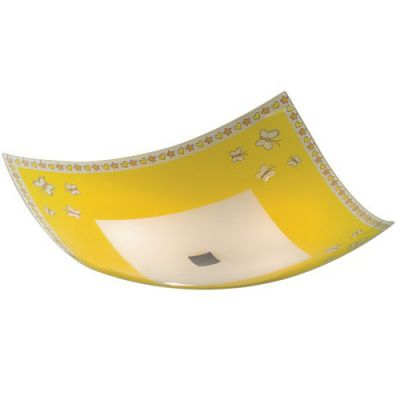 Citilux Бабочки CL932004 Люстралюстры в детскую комнату<br>Настенно потолочный светильник Citilux (Ситилюкс) CL932004 подходит как для установки в вертикальном положении - на стены, так и для установки в горизонтальном - на потолок. Для установки настенно потолочных светильников на натяжной потолок необходимо<br><br>Установка на натяжной потолок: Ограничено<br>S освещ. до, м2: 26<br>Крепление: Планка<br>Тип лампы: накаливания / энергосбережения / LED-светодиодная<br>Тип цоколя: E27<br>Цвет арматуры: серебристый<br>Количество ламп: 4<br>Ширина, мм: 500<br>Размеры: Габариты<br>Длина, мм: 500<br>Высота, мм: 130<br>Поверхность арматуры: глянцевый<br>MAX мощность ламп, Вт: 100