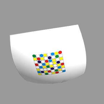 Citilux Конфетти CL933311 Светильник настенно-потолочныйКвадратные<br>Настенно потолочный светильник Citilux (Ситилюкс) CL933311  подходит как для установки в вертикальном положении - на стены, так и для установки в горизонтальном - на потолок. Для установки настенно потолочных светильников на натяжной потолок необходимо использовать светодиодные лампы LED, которые экономнее ламп Ильича (накаливания) в 10 раз, выделяют мало тепла и не дадут расплавиться Вашему потолку.<br><br>S освещ. до, м2: 20<br>Тип лампы: накаливания / энергосбережения / LED-светодиодная<br>Тип цоколя: E27<br>Количество ламп: 3<br>Ширина, мм: 400<br>MAX мощность ламп, Вт: 100<br>Размеры: Разноцветные элементы приклеены изнутри, Габариты<br>Высота, мм: 110<br>Поверхность арматуры: глянцевый<br>Цвет арматуры: серебристый