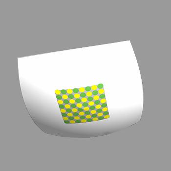 Citilux Конфетти CL933314 Светильник настенно-потолочныйКвадратные<br>Настенно потолочный светильник Citilux (Ситилюкс) CL933314 подходит как для установки в вертикальном положении - на стены, так и для установки в горизонтальном - на потолок. Для установки настенно потолочных светильников на натяжной потолок необходимо использовать светодиодные лампы LED, которые экономнее ламп Ильича (накаливания) в 10 раз, выделяют мало тепла и не дадут расплавиться Вашему потолку.<br><br>S освещ. до, м2: 20<br>Тип лампы: накаливания / энергосбережения / LED-светодиодная<br>Тип цоколя: E27<br>Количество ламп: 3<br>Ширина, мм: 400<br>MAX мощность ламп, Вт: 100<br>Размеры: Разноцветные элементы приклеены изнутри, Габариты<br>Высота, мм: 110<br>Поверхность арматуры: глянцевый<br>Цвет арматуры: серебристый
