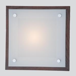 Citilux Венге+Белый CL938311 Светильник настенно-потолочныйКвадратные<br>Настенно потолочный светильник Citilux (Ситилюкс) CL938311  подходит как для установки в вертикальном положении - на стены, так и для установки в горизонтальном - на потолок. Для установки настенно потолочных светильников на натяжной потолок необходимо использовать светодиодные лампы LED, которые экономнее ламп Ильича (накаливания) в 10 раз, выделяют мало тепла и не дадут расплавиться Вашему потолку.<br><br>S освещ. до, м2: 4<br>Тип лампы: накаливания / энергосбережения / LED-светодиодная<br>Тип цоколя: E27<br>Количество ламп: 1<br>Ширина, мм: 300<br>MAX мощность ламп, Вт: 60<br>Размеры: Высота 30 см. Ширина 30 см. Вынос 9 см.<br>Длина, мм: 300<br>Расстояние от стены, мм: 90<br>Поверхность арматуры: матовый<br>Цвет арматуры: венге