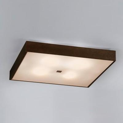 Citilux Кваттро CL940411 Светильник настенно-потолочныйквадратные светильники<br>Настенно-потолочные светильники – это универсальные осветительные варианты, которые подходят для вертикального и горизонтального монтажа. В интернет-магазине «Светодом» Вы можете приобрести подобные модели по выгодной стоимости. В нашем каталоге представлены как бюджетные варианты, так и эксклюзивные изделия от производителей, которые уже давно заслужили доверие дизайнеров и простых покупателей.  Настенно-потолочный светильник Citilux CL940411 станет прекрасным дополнением к основному освещению. Благодаря качественному исполнению и применению современных технологий при производстве эта модель будет радовать Вас своим привлекательным внешним видом долгое время.  Приобрести настенно-потолочный светильник Citilux CL940411 можно, находясь в любой точке России.<br><br>S освещ. до, м2: 26<br>Крепление: потолочное<br>Тип лампы: накаливания / энергосбережения / LED-светодиодная<br>Тип цоколя: E27<br>Цвет арматуры: коричневый<br>Количество ламп: 4<br>Ширина, мм: 560<br>Размеры: Габариты 56х56х10см, Рамка из рельефного массива дерева с тонировкой.<br>Длина, мм: 560<br>Высота, мм: 100<br>Поверхность арматуры: глянцевый<br>Оттенок (цвет): белый<br>MAX мощность ламп, Вт: 100