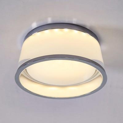 Citilux Сигма CLD003M1 Встраиваемый светильникКруглые LED<br>Встраиваемые светильники – популярное осветительное оборудование, которое можно использовать в качестве основного источника или в дополнение к люстре. Они позволяют создать нужную атмосферу атмосферу и привнести в интерьер уют и комфорт.   Интернет-магазин «Светодом» предлагает стильный встраиваемый светильник Citilux CLD003M1. Данная модель достаточно универсальна, поэтому подойдет практически под любой интерьер. Перед покупкой не забудьте ознакомиться с техническими параметрами, чтобы узнать тип цоколя, площадь освещения и другие важные характеристики.   Приобрести встраиваемый светильник Citilux CLD003M1 в нашем онлайн-магазине Вы можете либо с помощью «Корзины», либо по контактным номерам. Мы развозим заказы по Москве, Екатеринбургу и остальным российским городам.<br><br>Цветовая t, К: 3000K<br>Тип лампы: LED-светодиодная<br>Тип цоколя: LED<br>Количество ламп: 7<br>MAX мощность ламп, Вт: 1<br>Диаметр, мм мм: 88<br>Диаметр врезного отверстия, мм: 65<br>Высота, мм: 65<br>Цвет арматуры: серебристый хром