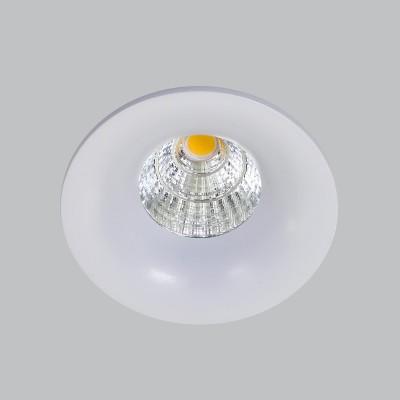 CLD004W0 ГаммаКруглые<br><br><br>Цветовая t, К: 3000<br>Тип лампы: LED<br>Тип цоколя: LED<br>MAX мощность ламп, Вт: 7