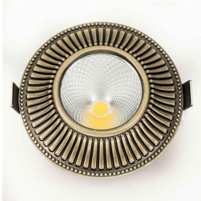 Citilux Дзета CLD042W3 Встраиваемый светильникКруглые<br>Встраиваемые светильники – популярное осветительное оборудование, которое можно использовать в качестве основного источника или в дополнение к люстре. Они позволяют создать нужную атмосферу атмосферу и привнести в интерьер уют и комфорт.   Интернет-магазин «Светодом» предлагает стильный встраиваемый светильник Citilux CLD042W3. Данная модель достаточно универсальна, поэтому подойдет практически под любой интерьер. Перед покупкой не забудьте ознакомиться с техническими параметрами, чтобы узнать тип цоколя, площадь освещения и другие важные характеристики.   Приобрести встраиваемый светильник Citilux CLD042W3 в нашем онлайн-магазине Вы можете либо с помощью «Корзины», либо по контактным номерам. Мы развозим заказы по Москве, Екатеринбургу и остальным российским городам.<br><br>Цветовая t, К: 3000K<br>Тип лампы: LED-светодиодная<br>Тип цоколя: LED<br>Количество ламп: 1<br>MAX мощность ламп, Вт: 7<br>Диаметр, мм мм: 98<br>Диаметр врезного отверстия, мм: 80<br>Высота, мм: 16<br>Цвет арматуры: Бронзовый