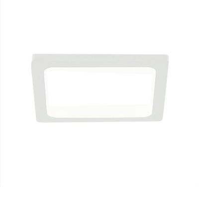 Citilux Омега CLD50K080 Светильник встраиваемыйКвадратные LED<br>Встраиваемые светильники – популярное осветительное оборудование, которое можно использовать в качестве основного источника или в дополнение к люстре. Они позволяют создать нужную атмосферу атмосферу и привнести в интерьер уют и комфорт.<br> Отличительной особенностью этой серии является минимальная глубина врезки. Она составляет всего 20 мм. Светильники представлены в трех цветах: белый, чёрный и хром.  Цветовая температура черных и хромовых светильников 3000 К. Белые светильники имеют цветовую температуру 3000К и 4000К.  Светильники имеют функцию диммера. Уровень мощности 100-50-10% управляется при помощи выключателя.<br><br>Цветовая t, К: 3000<br>Тип лампы: LED<br>Тип цоколя: LED<br>Количество ламп: 1<br>Ширина, мм: 90<br>MAX мощность ламп, Вт: 8<br>Длина, мм: 90<br>Высота, мм: 25<br>Цвет арматуры: белый
