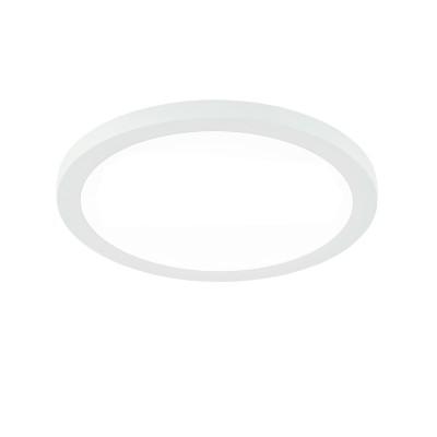Citilux Омега CLD50R080 Светильник встраиваемыйКруглые LED<br>Встраиваемые светильники – популярное осветительное оборудование, которое можно использовать в качестве основного источника или в дополнение к люстре. Они позволяют создать нужную атмосферу атмосферу и привнести в интерьер уют и комфорт.<br> Отличительной особенностью этой серии является минимальная глубина врезки. Она составляет всего 20 мм. Светильники представлены в трех цветах: белый, чёрный и хром.  Цветовая температура черных и хромовых светильников 3000 К. Белые светильники имеют цветовую температуру 3000К и 4000К.  Светильники имеют функцию диммера. Уровень мощности 100-50-10% управляется при помощи выключателя.<br><br>Цветовая t, К: 3000<br>Тип лампы: LED<br>Тип цоколя: LED<br>Количество ламп: 1<br>MAX мощность ламп, Вт: 8<br>Диаметр, мм мм: 90<br>Высота, мм: 25<br>Цвет арматуры: белый