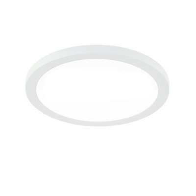 Citilux Омега CLD50R080N Светильник встраиваемыйКруглые LED<br>Встраиваемые светильники – популярное осветительное оборудование, которое можно использовать в качестве основного источника или в дополнение к люстре. Они позволяют создать нужную атмосферу атмосферу и привнести в интерьер уют и комфорт.<br> Отличительной особенностью этой серии является минимальная глубина врезки. Она составляет всего 20 мм. Светильники представлены в трех цветах: белый, чёрный и хром.  Цветовая температура черных и хромовых светильников 3000 К. Белые светильники имеют цветовую температуру 3000К и 4000К.  Светильники имеют функцию диммера. Уровень мощности 100-50-10% управляется при помощи выключателя.<br><br>Цветовая t, К: 4000<br>Тип лампы: LED<br>Тип цоколя: LED<br>Количество ламп: 1<br>MAX мощность ламп, Вт: 8<br>Диаметр, мм мм: 90<br>Высота, мм: 25<br>Цвет арматуры: белый