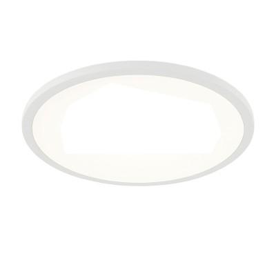 Citilux Омега CLD50R150 Светильник встраиваемыйКруглые LED<br>Встраиваемые светильники – популярное осветительное оборудование, которое можно использовать в качестве основного источника или в дополнение к люстре. Они позволяют создать нужную атмосферу атмосферу и привнести в интерьер уют и комфорт.<br> Отличительной особенностью этой серии является минимальная глубина врезки. Она составляет всего 20 мм. Светильники представлены в трех цветах: белый, чёрный и хром.  Цветовая температура черных и хромовых светильников 3000 К. Белые светильники имеют цветовую температуру 3000К и 4000К.  Светильники имеют функцию диммера. Уровень мощности 100-50-10% управляется при помощи выключателя.<br><br>Цветовая t, К: 3000<br>Тип лампы: LED<br>Тип цоколя: LED<br>Количество ламп: 1<br>MAX мощность ламп, Вт: 15<br>Диаметр, мм мм: 145<br>Высота, мм: 25<br>Цвет арматуры: белый