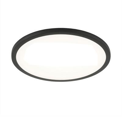 Citilux Омега CLD50R152 Светильник встраиваемыйКруглые LED<br>Встраиваемые светильники – популярное осветительное оборудование, которое можно использовать в качестве основного источника или в дополнение к люстре. Они позволяют создать нужную атмосферу атмосферу и привнести в интерьер уют и комфорт.<br> Отличительной особенностью этой серии является минимальная глубина врезки. Она составляет всего 20 мм. Светильники представлены в трех цветах: белый, чёрный и хром.  Цветовая температура черных и хромовых светильников 3000 К. Белые светильники имеют цветовую температуру 3000К и 4000К.  Светильники имеют функцию диммера. Уровень мощности 100-50-10% управляется при помощи выключателя.<br><br>Цветовая t, К: 3000<br>Тип лампы: LED<br>Тип цоколя: LED<br>Количество ламп: 1<br>MAX мощность ламп, Вт: 15<br>Диаметр, мм мм: 145<br>Высота, мм: 25<br>Цвет арматуры: черный