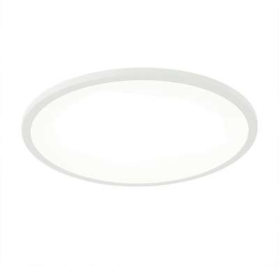Citilux Омега CLD50R220N Светильник встраиваемыйКруглые LED<br>Встраиваемые светильники – популярное осветительное оборудование, которое можно использовать в качестве основного источника или в дополнение к люстре. Они позволяют создать нужную атмосферу атмосферу и привнести в интерьер уют и комфорт.<br> Отличительной особенностью этой серии является минимальная глубина врезки. Она составляет всего 20 мм. Светильники представлены в трех цветах: белый, чёрный и хром.  Цветовая температура черных и хромовых светильников 3000 К. Белые светильники имеют цветовую температуру 3000К и 4000К.  Светильники имеют функцию диммера. Уровень мощности 100-50-10% управляется при помощи выключателя.<br><br>Цветовая t, К: 4000<br>Тип лампы: LED<br>Тип цоколя: LED<br>Количество ламп: 1<br>MAX мощность ламп, Вт: 22<br>Диаметр, мм мм: 175<br>Высота, мм: 25<br>Цвет арматуры: белый