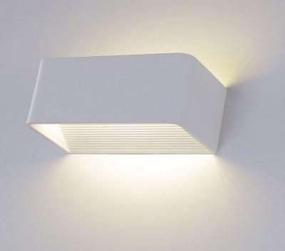 Светильник настенный бра Crystal lux CLT 010W200 WH 1400/401Хай-тек<br><br><br>Цветовая t, К: 4000K<br>Тип цоколя: LED<br>Цвет арматуры: Белый<br>Количество ламп: 1<br>Ширина, мм: 200<br>Длина, мм: 200<br>Высота, мм: 70<br>MAX мощность ламп, Вт: 6