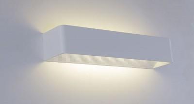 Светильник настенный бра Crystal lux CLT 010W420 WH 1400/402Бра хай тек стиля<br><br><br>Цветовая t, К: 4000K<br>Тип цоколя: LED<br>Цвет арматуры: Белый<br>Количество ламп: 1<br>Ширина, мм: 420<br>Длина, мм: 420<br>Высота, мм: 70<br>MAX мощность ламп, Вт: 11