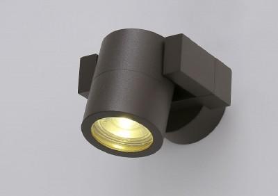 Светильник настенный бра Crystal lux CLT 020CW BR 1400/701одиночные споты<br>Светильники-споты – это оригинальные изделия с современным дизайном. Они позволяют не ограничивать свою фантазию при выборе освещения для интерьера. Такие модели обеспечивают достаточно качественный свет. Благодаря компактным размерам Вы можете использовать несколько спотов для одного помещения.  Интернет-магазин «Светодом» предлагает необычный светильник-спот Crystal lux CLT 020CW BR по привлекательной цене. Эта модель станет отличным дополнением к люстре, выполненной в том же стиле. Перед оформлением заказа изучите характеристики изделия.  Купить светильник-спот Crystal lux CLT 020CW BR в нашем онлайн-магазине Вы можете либо с помощью формы на сайте, либо по указанным выше телефонам. Обратите внимание, что у нас склады не только в Москве и Екатеринбурге, но и других городах России.<br><br>S освещ. до, м2: 2<br>Тип цоколя: GU10<br>Цвет арматуры: Коричневый<br>Количество ламп: 1<br>Ширина, мм: 100<br>Длина, мм: 90<br>Высота, мм: 72<br>MAX мощность ламп, Вт: 35