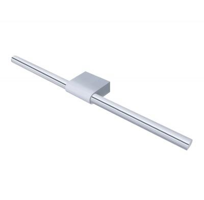 Подсветка для картин Crystal lux CLT 022W AL 1400/405Для картин<br><br><br>Цветовая t, К: 4000K<br>Тип цоколя: LED<br>Цвет арматуры: Серебристый алюминий<br>Количество ламп: 1<br>Ширина, мм: 100<br>Длина, мм: 725<br>Высота, мм: 40<br>MAX мощность ламп, Вт: 12
