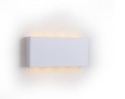 Светильник настенный бра Crystal lux CLT 323W200 WH 1400/411Бра хай тек стиля<br><br><br>Цветовая t, К: 4000K<br>Тип цоколя: LED<br>Цвет арматуры: Белый<br>Количество ламп: 1<br>Ширина, мм: 35<br>Длина, мм: 200<br>Высота, мм: 90<br>MAX мощность ламп, Вт: 8