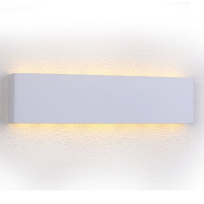 Светильник настенный бра Crystal lux CLT 323W360 WH 1400/412Бра хай тек стиля<br><br><br>Цветовая t, К: 4000K<br>Тип цоколя: LED<br>Цвет арматуры: Белый<br>Количество ламп: 1<br>Ширина, мм: 35<br>Длина, мм: 360<br>Высота, мм: 90<br>MAX мощность ламп, Вт: 16