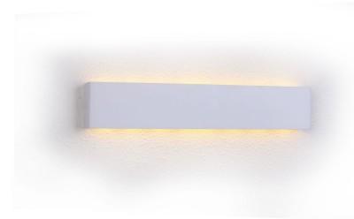 Светильник настенный бра Crystal lux CLT 323W535 WH 1400/413Бра хай тек стиля<br><br><br>Цветовая t, К: 4000K<br>Тип цоколя: LED<br>Цвет арматуры: Белый<br>Количество ламп: 1<br>Ширина, мм: 35<br>Длина, мм: 535<br>Высота, мм: 90<br>MAX мощность ламп, Вт: 24