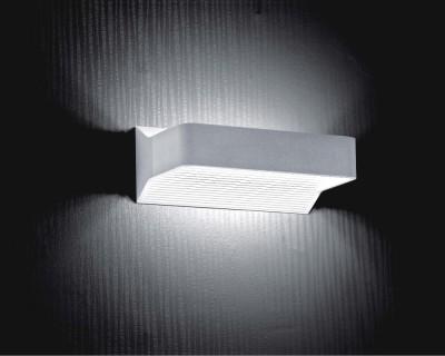 Светильник настенный бра Crystal lux CLT 326W200 1400/416Бра хай тек стиля<br><br><br>Цветовая t, К: 4000K<br>Тип цоколя: LED<br>Цвет арматуры: Белый<br>Количество ламп: 1<br>Ширина, мм: 100<br>Длина, мм: 200<br>Высота, мм: 80<br>MAX мощность ламп, Вт: 6