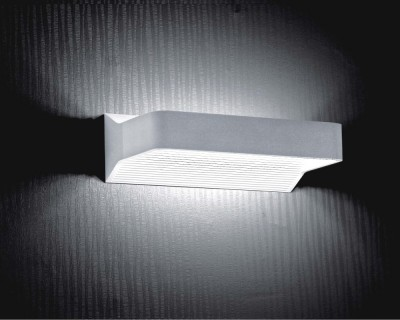 Светильник настенный бра Crystal lux CLT 326W370 1400/417Бра хай тек стиля<br><br><br>Цветовая t, К: 4000K<br>Тип цоколя: LED<br>Цвет арматуры: Белый<br>Количество ламп: 1<br>Ширина, мм: 100<br>Длина, мм: 370<br>Высота, мм: 80<br>MAX мощность ламп, Вт: 12