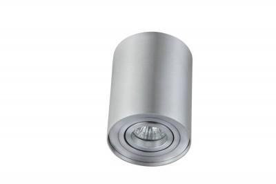 Светильник потолочный Crystal lux CLT 410C AL 1400/104одиночные споты<br>Светильники-споты – это оригинальные изделия с современным дизайном. Они позволяют не ограничивать свою фантазию при выборе освещения для интерьера. Такие модели обеспечивают достаточно качественный свет. Благодаря компактным размерам Вы можете использовать несколько спотов для одного помещения.  Интернет-магазин «Светодом» предлагает необычный светильник-спот Crystal lux CLT 410C AL по привлекательной цене. Эта модель станет отличным дополнением к люстре, выполненной в том же стиле. Перед оформлением заказа изучите характеристики изделия.  Купить светильник-спот Crystal lux CLT 410C AL в нашем онлайн-магазине Вы можете либо с помощью формы на сайте, либо по указанным выше телефонам. Обратите внимание, что у нас склады не только в Москве и Екатеринбурге, но и других городах России.<br><br>S освещ. до, м2: 3<br>Тип цоколя: GU10<br>Цвет арматуры: Серебристый алюминий<br>Количество ламп: 1<br>Диаметр, мм мм: 96<br>Высота, мм: 125<br>MAX мощность ламп, Вт: 50