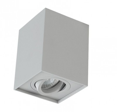 Светильник потолочный Crystal lux CLT 420C GR 1400/110одиночные споты<br>Светильники-споты – это оригинальные изделия с современным дизайном. Они позволяют не ограничивать свою фантазию при выборе освещения для интерьера. Такие модели обеспечивают достаточно качественный свет. Благодаря компактным размерам Вы можете использовать несколько спотов для одного помещения. <br>Интернет-магазин «Светодом» предлагает необычный светильник-спот Crystal lux CLT 420C GR по привлекательной цене. Эта модель станет отличным дополнением к люстре, выполненной в том же стиле. Перед оформлением заказа изучите характеристики изделия. <br>Купить светильник-спот Crystal lux CLT 420C GR в нашем онлайн-магазине Вы можете либо с помощью формы на сайте, либо по указанным выше телефонам. Обратите внимание, что у нас склады не только в Москве и Екатеринбурге, но и других городах России.<br><br>S освещ. до, м2: 3<br>Тип цоколя: GU10<br>Цвет арматуры: Серый<br>Количество ламп: 1<br>Ширина, мм: 96<br>Длина, мм: 96<br>Высота, мм: 125<br>MAX мощность ламп, Вт: 50