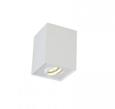 Светильник потолочный Crystal lux CLT 420C WH 1400/111одиночные споты<br>Светильники-споты – это оригинальные изделия с современным дизайном. Они позволяют не ограничивать свою фантазию при выборе освещения для интерьера. Такие модели обеспечивают достаточно качественный свет. Благодаря компактным размерам Вы можете использовать несколько спотов для одного помещения.  Интернет-магазин «Светодом» предлагает необычный светильник-спот Crystal lux CLT 420C WH по привлекательной цене. Эта модель станет отличным дополнением к люстре, выполненной в том же стиле. Перед оформлением заказа изучите характеристики изделия.  Купить светильник-спот Crystal lux CLT 420C WH в нашем онлайн-магазине Вы можете либо с помощью формы на сайте, либо по указанным выше телефонам. Обратите внимание, что у нас склады не только в Москве и Екатеринбурге, но и других городах России.<br><br>S освещ. до, м2: 3<br>Тип цоколя: GU10<br>Цвет арматуры: Белый<br>Количество ламп: 1<br>Ширина, мм: 96<br>Длина, мм: 96<br>Высота, мм: 125<br>MAX мощность ламп, Вт: 50
