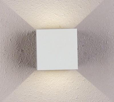 Светильник настенный бра Crystal lux CLT 520W WH 1400/430Хай-тек<br><br><br>Цветовая t, К: 4000K<br>Тип цоколя: LED<br>Цвет арматуры: Белый<br>Количество ламп: 1<br>Ширина, мм: 100<br>Длина, мм: 100<br>Высота, мм: 100<br>MAX мощность ламп, Вт: 6