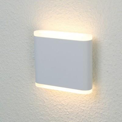 Бра CLT 024W113 WH (1400/435) Crystal luxОжидается<br><br><br>Цветовая t, К: 3000K<br>Тип цоколя: LED<br>Цвет арматуры: Белый<br>Количество ламп: 2<br>Высота полная, мм: 105<br>Длина цепи/провода, мм: 105<br>Длина, мм: 115<br>Расстояние от стены, мм: 28<br>Высота, мм: 105<br>Поверхность арматуры: Краска<br>MAX мощность ламп, Вт: 3